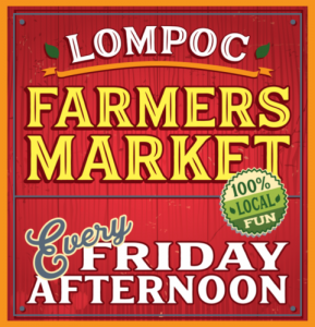 LOMPOC CERTIFIED FARMERS MARKET @ Old Town Lompoc | Lompoc | California | United States