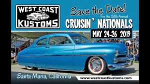 West Coast Kustoms 38th Annual Cruisin' Nationals @ Santa Maria Fairpark