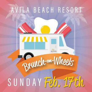 Brunch on Wheels @ Avila Beach Golf Resort