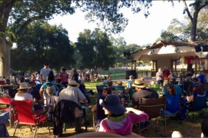 Saturday in the Park ~ Summer Concert Series @ Atascadero Lake Park