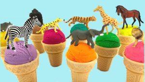 Ice Cream Zoofari at the Charles Paddock Zoo @ Charles Paddock Zoo