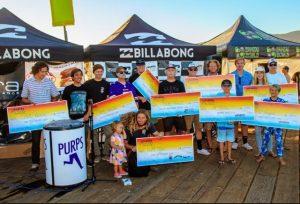Billabong's Still Frothy Surf Festival @ Pismo Beach Pier